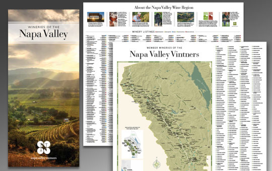 Map – Napa Valley Vintners