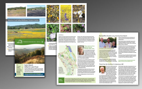 Newsletters – Land Trust